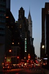Lexington Ave Pre-Dawn