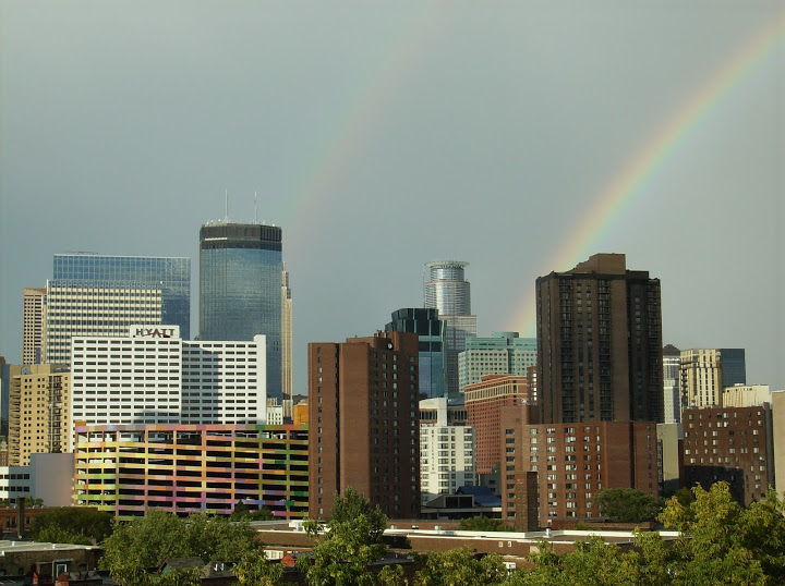 Minneapolis Skyline View 4