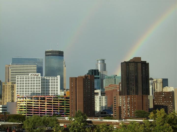 Minneapolis Skyline View 4