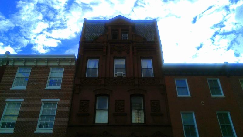 Near Rittenhouse Square