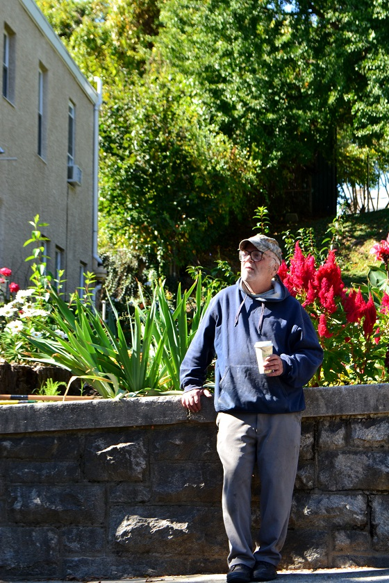 John the Gardener