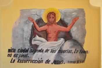 Jesus Mural