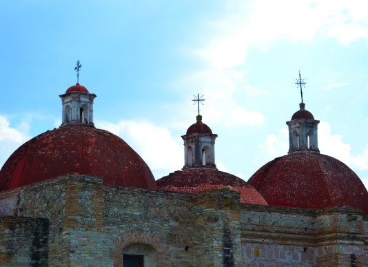 San Pablo Church Domes
