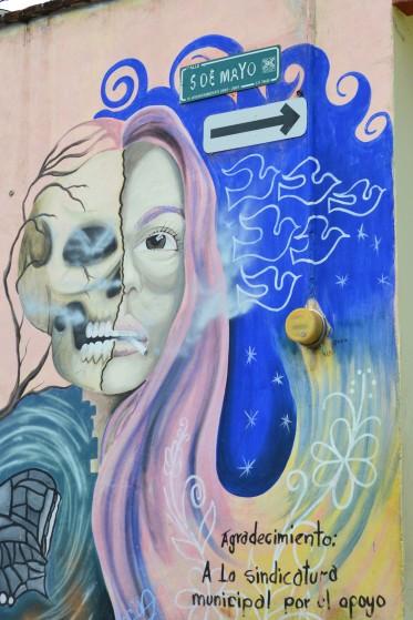 Underworld Mural